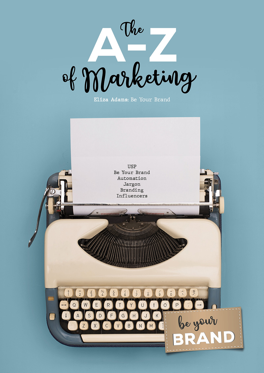 Buy the A-Z of Marketing