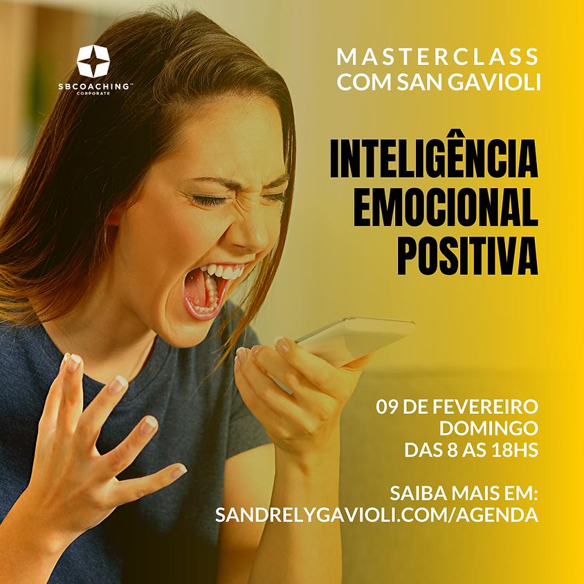MASTERCLASS - INTELIGÊNCIA EMOCIONAL POSITIVA