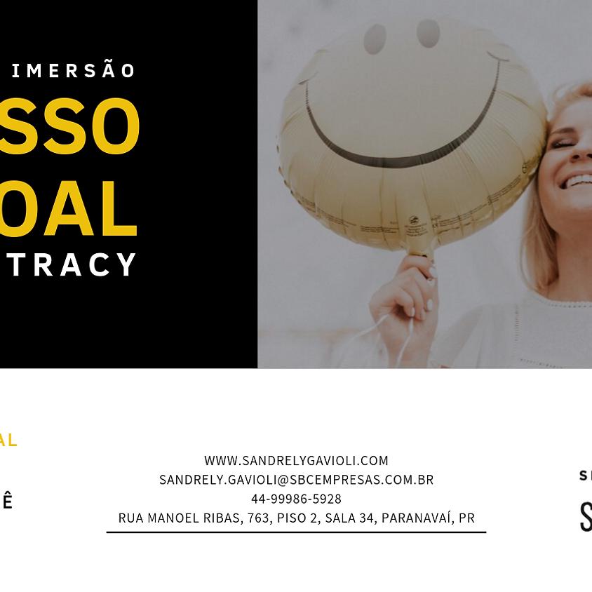 SUCESSO PESSOAL | Seminário de Felicidade