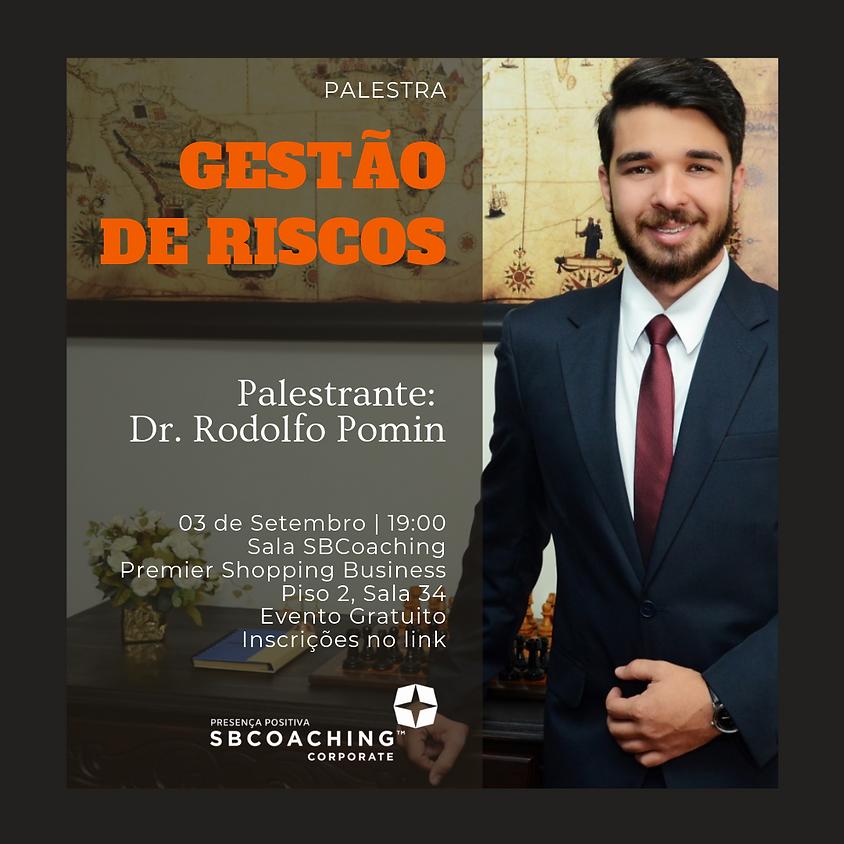 Palestra: GESTÃO DE RISCOS
