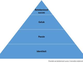 De eerste stap op weg naar betekenisvol succes