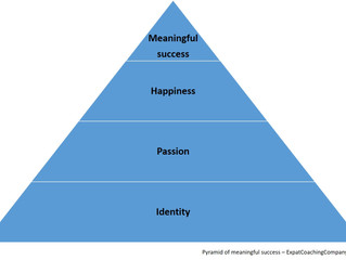The first step towards meaningful success