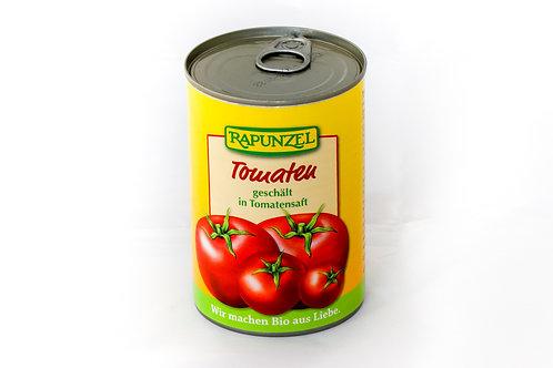 Tomaten geschält in der Dose 400g