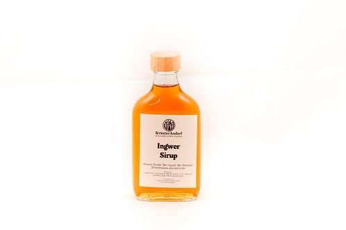 Ingwer Sirup 200ml