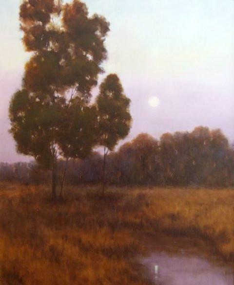 'Early Moonrise'