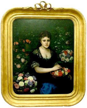 'The Flower Seller'