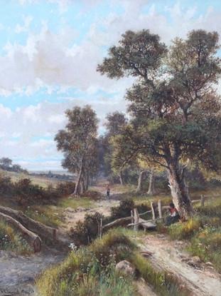 'Gumshall Lane, Surrey'