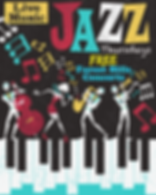 jazz thursdays in forest hills