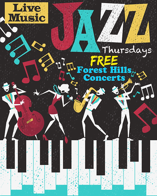 jazz thursdays in forest hills