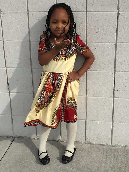 Ethy Style African Dress