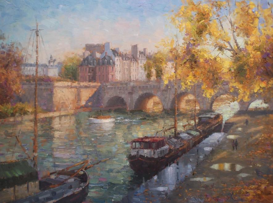 'Le Pont Neuf'