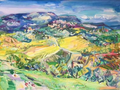 'Italian Landscape'