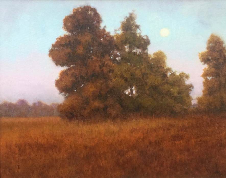 'Autumn Moonrise'