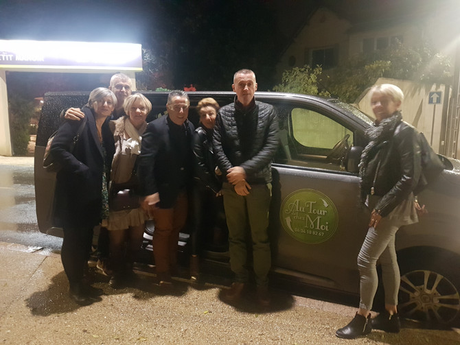 Le transport VTC privé avec chauffeur à Uzès