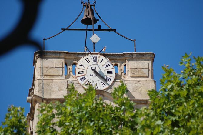 Les tours en Provence