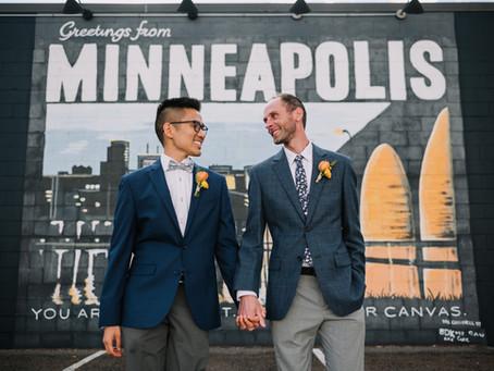 Minneapolis Styled Shoot