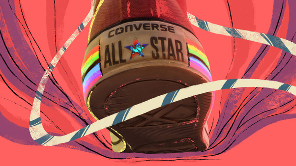Converse Logo Reveal [ Student Project ] - Board 03