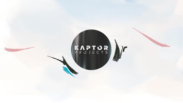 Kaptor Projects [ Logo Reveal ] - Board 07