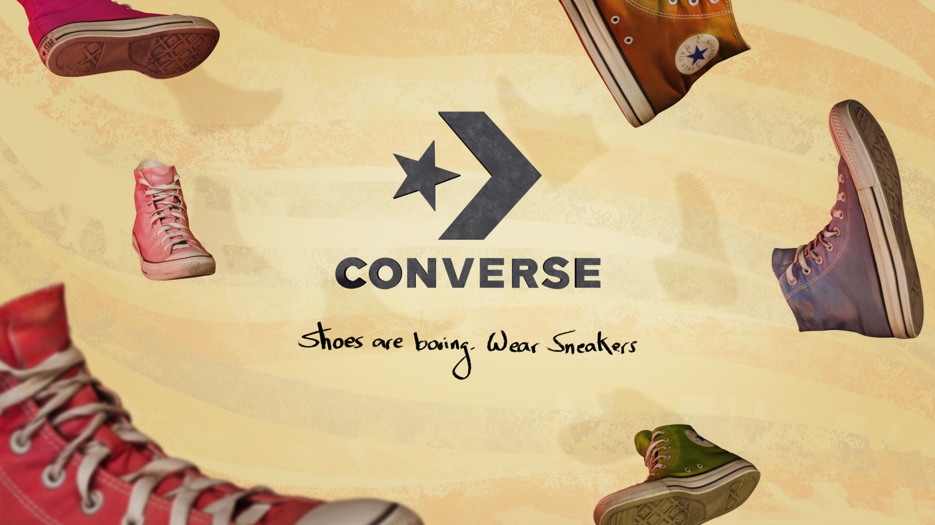 Converse Logo Reveal [ Student Project ] - Board 04