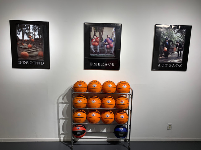 Motivational Posters and Balls