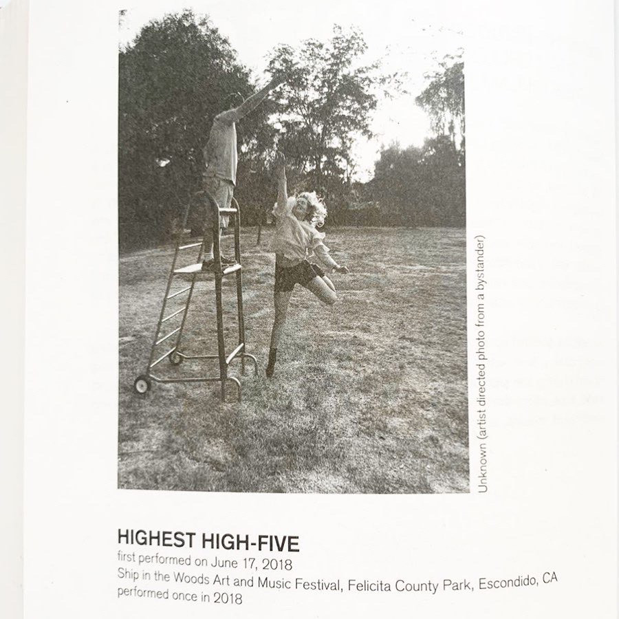 Highest High Five