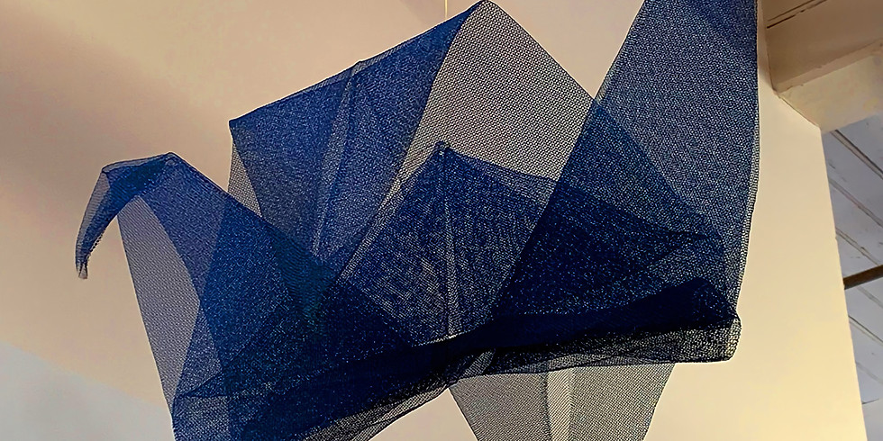 Air and Water: Origami Cranes and Boats