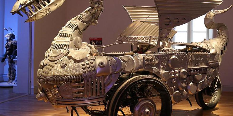 No Spectators: The Art of Burning Man: Oakland