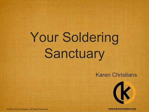 Your Soldering Sanctuary
