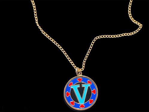 Vaccine Victory Necklace