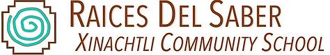raices del saber community school logo.p