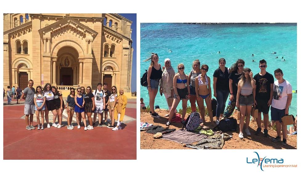 Le nostre escursioni: il sole di Gozo e Comino
