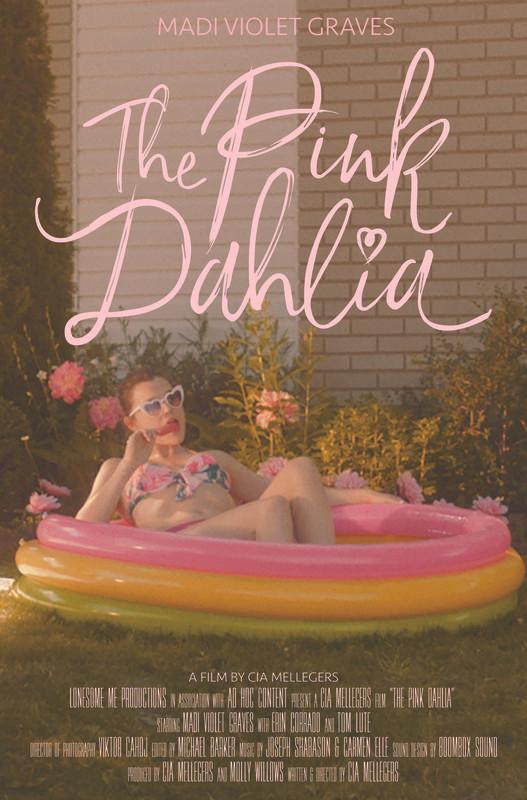 The Pink Dahlia