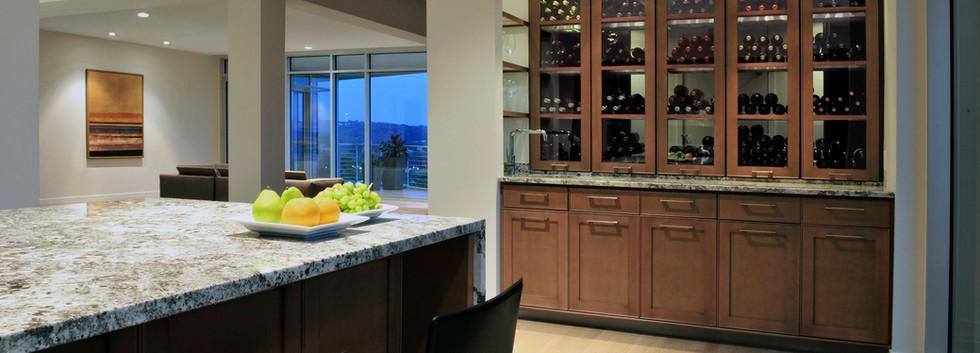 The Palisades Model Kitchen