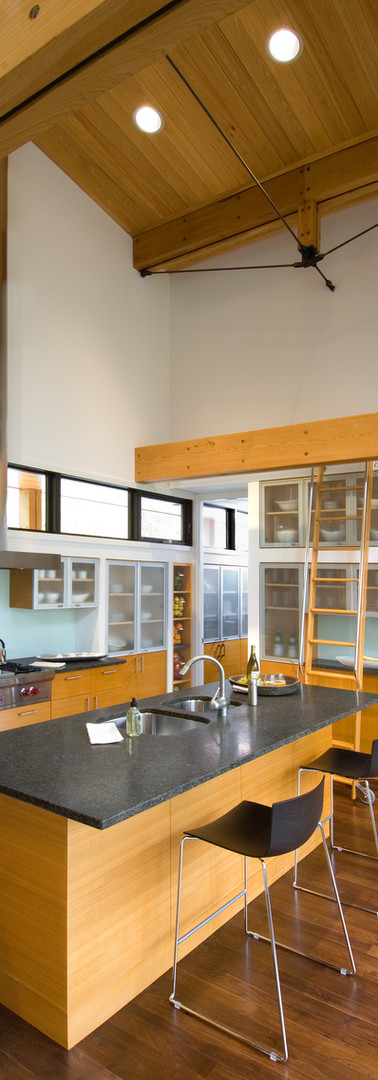 Walnut Woods Residence Kitchen