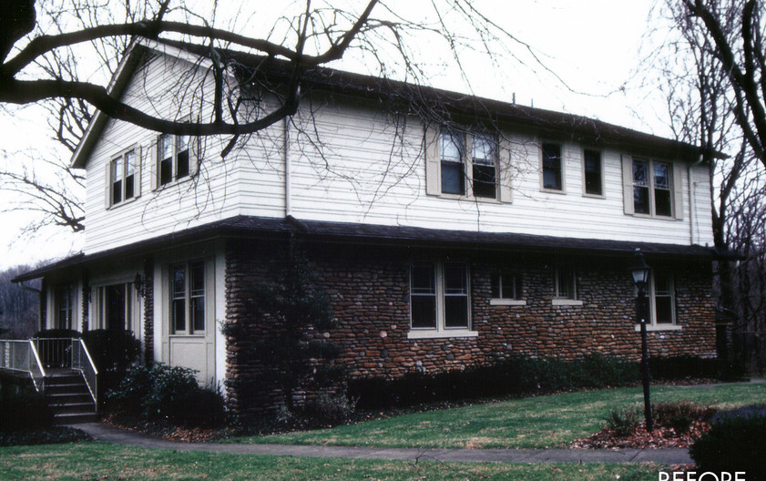 Arts & Crafts Residence