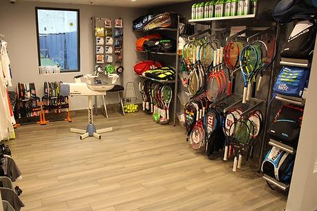 Tennis Shop