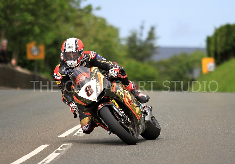 of Michael Rutter - Super-Bike Race 1