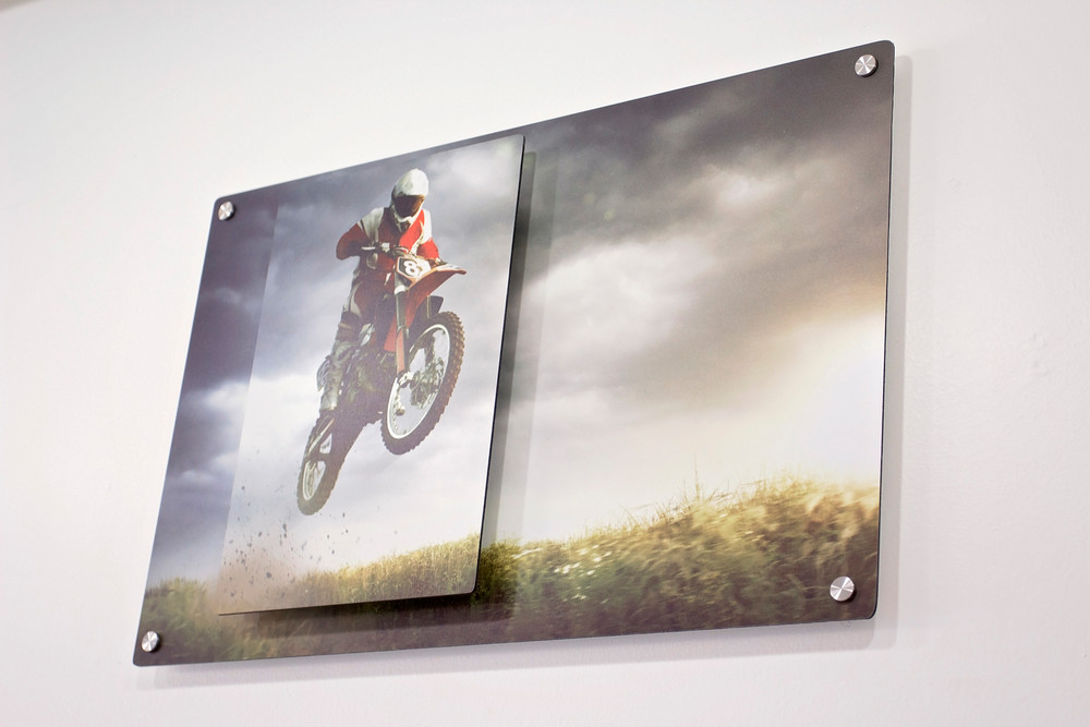 Custom Aluminium Wall Art