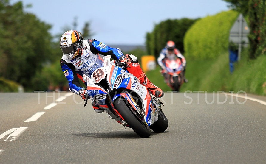 Peter Hickman - Super-bike Race 1