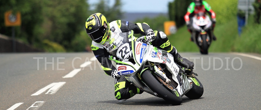 Isle of Man T. T.Superbike race 1 top 20 riders