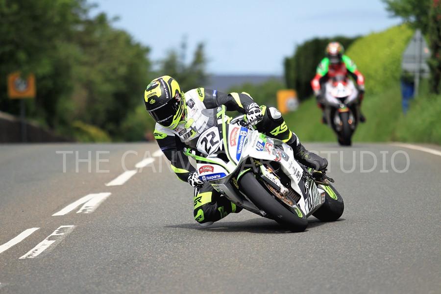 Isle of Man T. T.Superbike race 1 top 20 riders