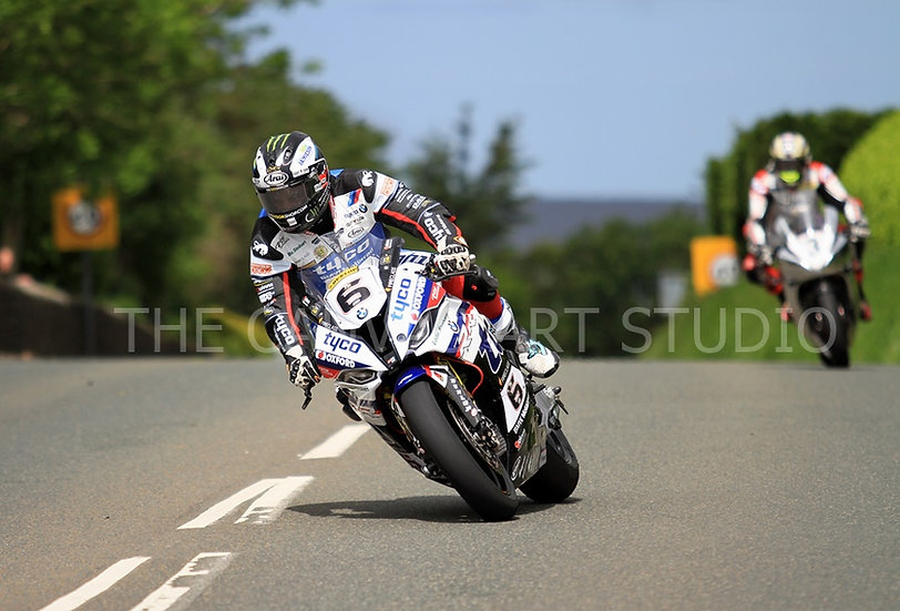Michael Dunlop - Super-bike Race 1