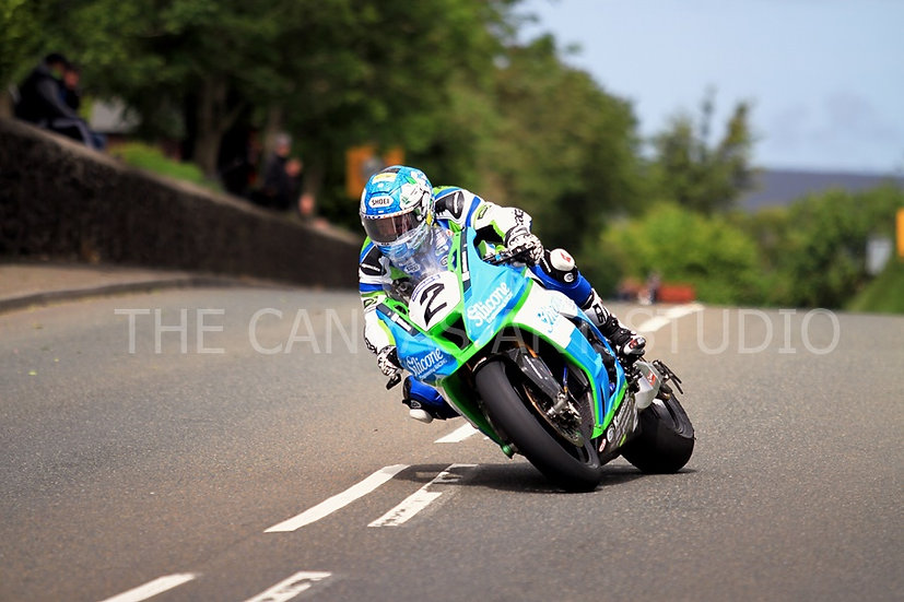 Dean Harrison 2 - Super-Bike Race 1