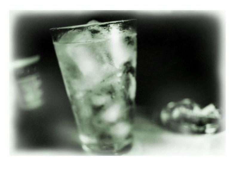Las gotitas de tu vaso