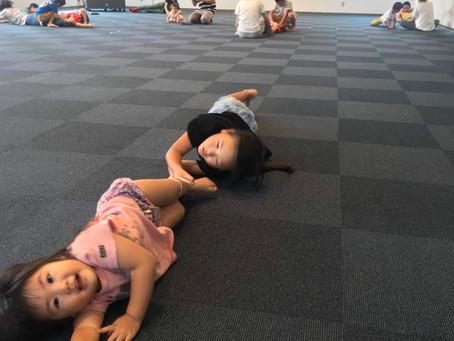 親子のからだづくりワークショップ・2019夏