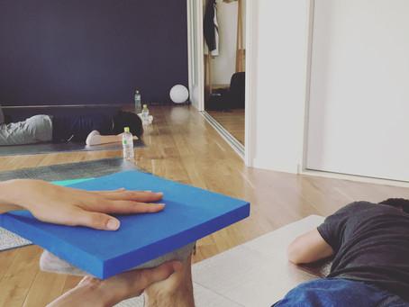 踵のカタチ:イメージと動き