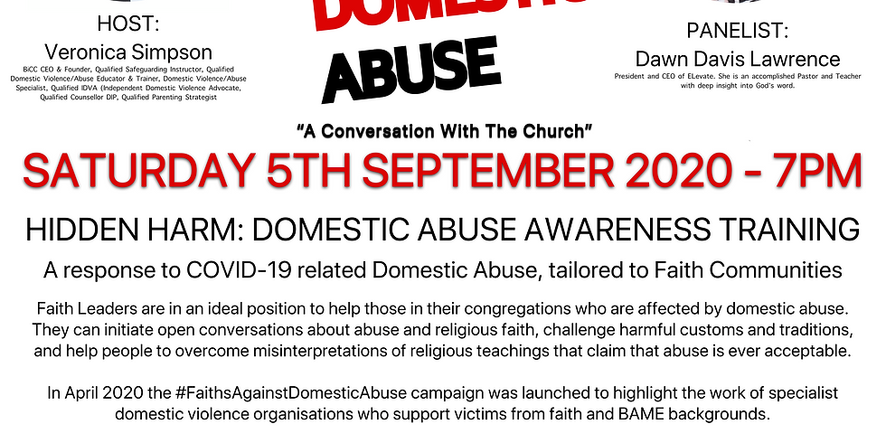 Faith Against Domestic Abuse