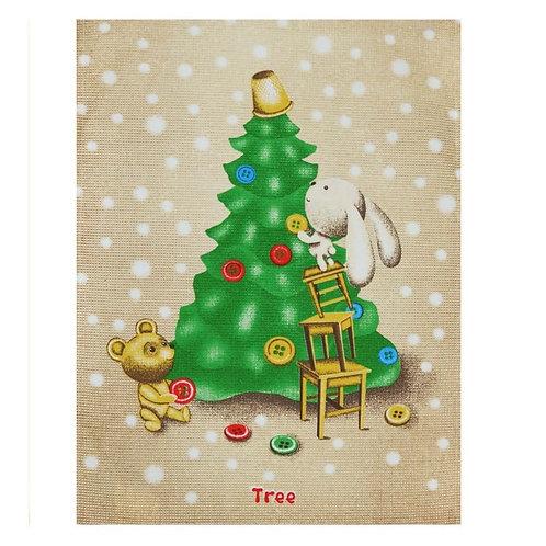 Ścierka Tree