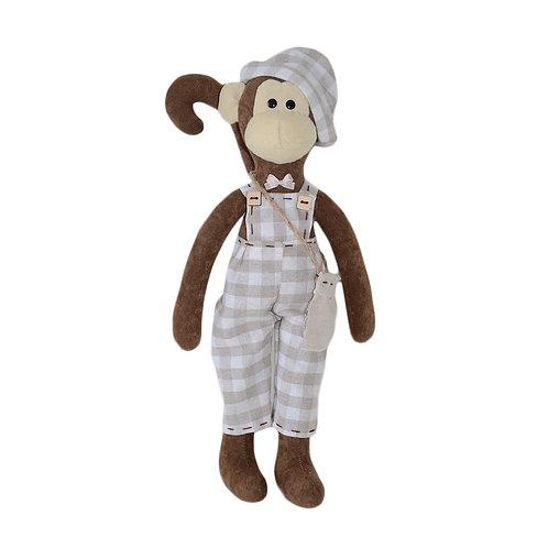 Małpka chłopak