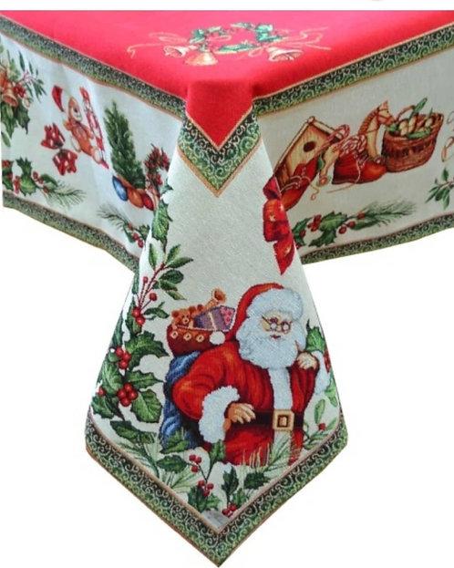 Obrus Święty Mikołaj